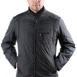 Куртка мужская демисезонная(тонкий синтепон). Новая., Новосибирск
