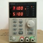 Лабораторный источник питания 30В 5А - KORAD KA3005D, Новосибирск