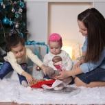 Услуги няни для детей, Новосибирск