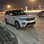 Авто на свадьбу, торжество. Land Rover Range Rover Sport, 1500 руб, Новосибирск