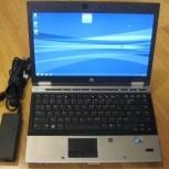 Продам ноутбук hp 8440 бу в рабочем состоянии, Новосибирск