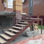 Лестницы металлические, Новосибирск