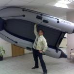 Надувная лодка CompAs 330, Новосибирск