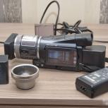 Продам видеокамеру Sony HDR-HC 1E, Новосибирск