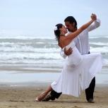 Самый красивый свадебный танец, Новосибирск