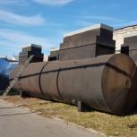 Резервуар под ГСМ РГСД 60, Новосибирск