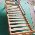 Продам детскую кровать Икеа от 2 до 12 лет, Новосибирск