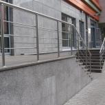 Ограждения для лестниц из любого металла, Новосибирск