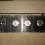 мощный радиатор охлаждения транзисторов, Новосибирск