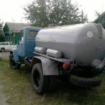 Откачка канализаций, колодцев, сливных ям, туалетов, Новосибирск