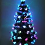 Светодиодная искусственная новогодняя елка 180 см, Новосибирск