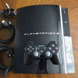 Sony PlayStation 3 FAT, Новосибирск