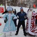 Дед Мороз и Снегурочка в офис, домой, корпоратив, Новосибирск