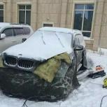 Отогрев авто, отогрев грузовика. Отогрев легковой., Новосибирск
