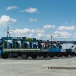 Самогруз 5,7,8,10,12 тонн, Новосибирск