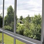 Алюминиевые конструкции (балконы, окна, витражи, тамбуры), Новосибирск