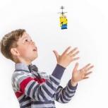 Игрушка летающий миньон, Новосибирск