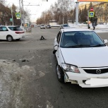 Прошу откликнуться свидетелей ДТП, Новосибирск