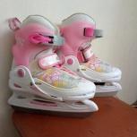 Продам детские коньки, Новосибирск
