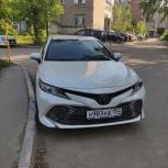 Прокат. Аренда авто. Тойота-Камри, Новосибирск