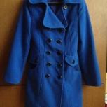 Пальто женское демисезонное, р.42-44,б/у, Новосибирск