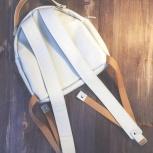 Рюкзак из натуральной кожи, Новосибирск