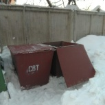 Контейнер для тбо, Новосибирск