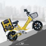 Электрический Велосипед для доставки еды, Новосибирск