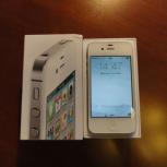 iPhone 4S 16Gb c коробкой, плюс документы, Новосибирск