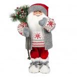 """Мягкая игрушка """"Дед Мороз в свитере со снежинкой"""", Новосибирск"""