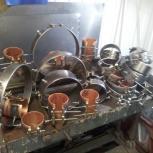 Хомутовые (кольцевые), полухомутовые и плоские электронагреватели, Новосибирск