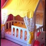 Кроватка домик, Новосибирск