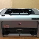 Принтер HP Laser Jet P1006, Новосибирск