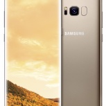 НОВЫЙ Samsung Galaxy S8 64Gb SM-G950 Yellow Topaz, Новосибирск