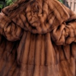 Норковая шуба роскошная , аукционная норка SAGA MINK, Новосибирск