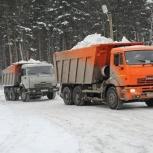 Вывоз снега, мусора, а также есть погрузчики, Новосибирск