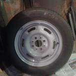 Продам новое японское летнее колесо 165/70/R13 Firestone F580, Новосибирск