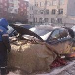 отогрев авто , тех помощь, Новосибирск