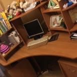 Продаю отличный письменный стол!, Новосибирск