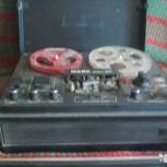 Продам катушечный магнитофон маяк-205, Новосибирск