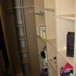 Шкаф-гардеробная (+дополнительные секции), Новосибирск