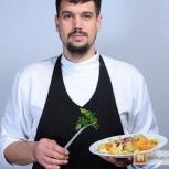 Шеф-повар на день рождения, корпоратив, свадьбу, BBQ вечеринку, Новосибирск