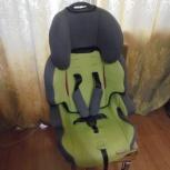 Продам авто кресло 9-36 кг в хорошем состоянии., Новосибирск