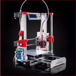 3D принтер P802QR2 с 2 печатающими головками, Новосибирск