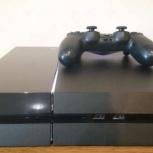 PlayStation 4 + PS Camera + 5 Игр + Подписка, Новосибирск