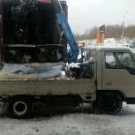 Самогруз. Услуги маленького самогруза 2-3 тонны, Новосибирск
