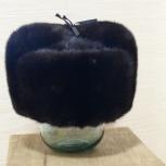 Продам шапку-формовку мужскую из сурка, Новосибирск