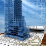 Согласование проектов, разрешение на строительство,ввод в эксплуатацию, Новосибирск