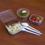 Доставка комплексных обедов, Новосибирск