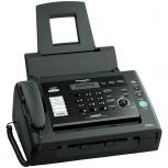Факс panasonic KX-FL423RUB, лазерный, Новосибирск